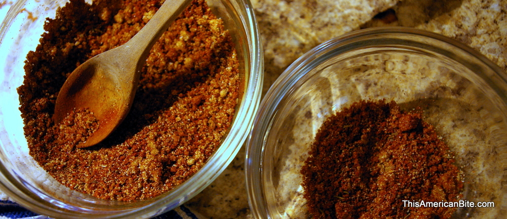 Mexican Dry Rub for Brisket