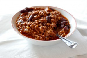 Chili Con Carne Inspired By Jamie Oliver This American Bite