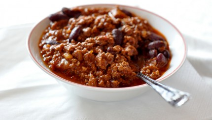 Chili Con Carne (Photo: CC Flickr Cyclone Bill)