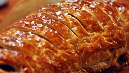 Beef Wellington - photo credit: cyclonebill
