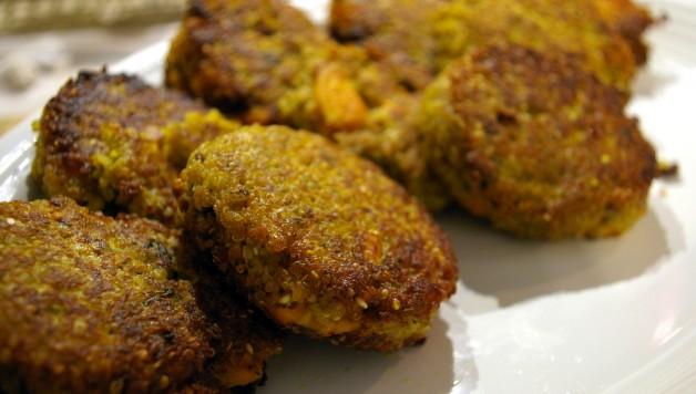 Quinoa Felafel