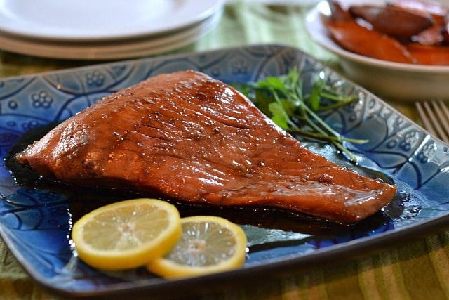 Bourbon Soy Marinated London Broil Recipes — Dishmaps
