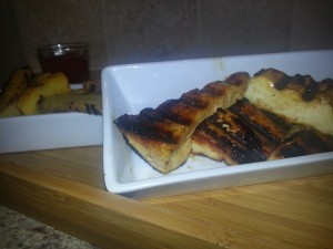 Sweet Chili Grilled Tofu