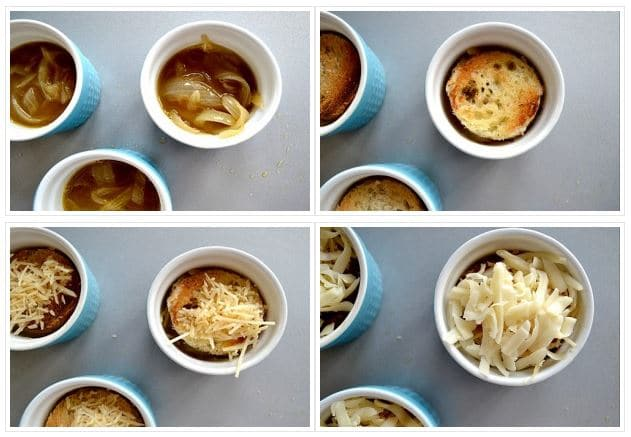 Guiness Irish Onion Soup by Kitchen Tested