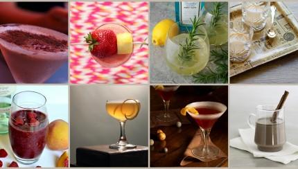 Channukah Cocktails