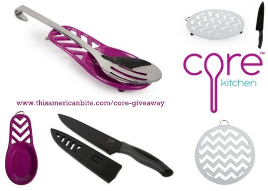 Win these products from Core Kitchen