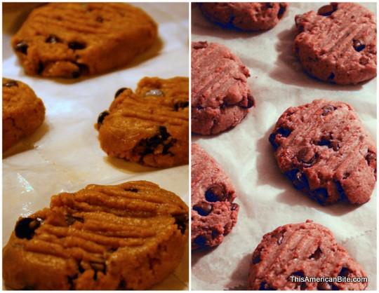 Ginger Wasabi Cookies