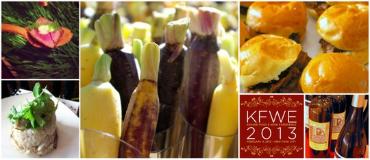 Kosher Food and Wine Experience 2013
