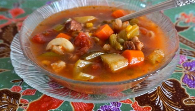 Kosher Minestrone Soup Recipe