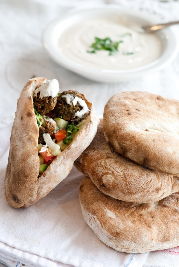 Falafel - Orly Ziv's Cook in Israel