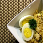 Kedgeree – Creamy Rice with Smoked Fish