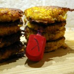 Indian Spiced Sweet Potato Latkes