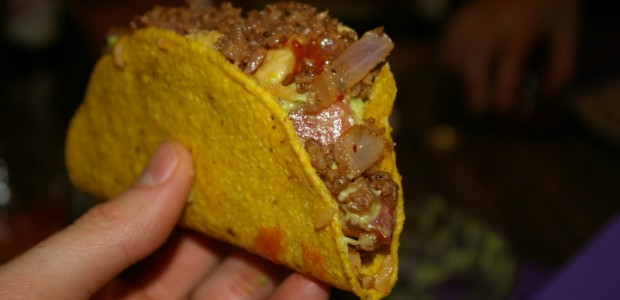 Homemade Taco Seasoning & Vegetarian Tacos