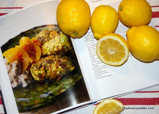 Preserved Lemons - Jerusalem Cook Book