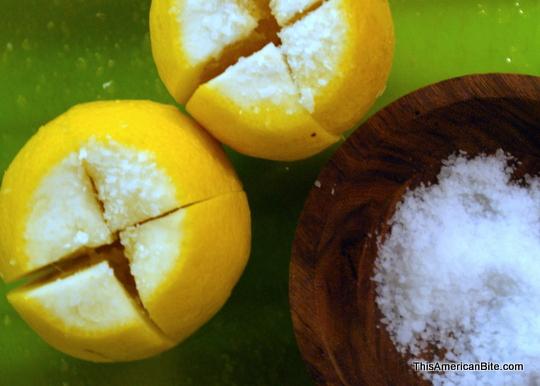 Preserved Lemons - This American Bite