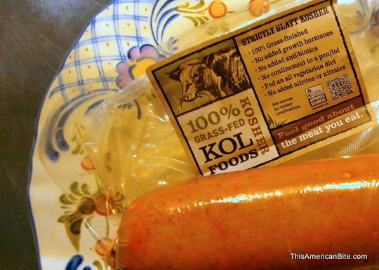 KOL Foods Kishke