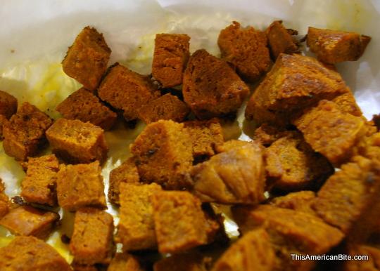 KOL Foods Kishke Croutons