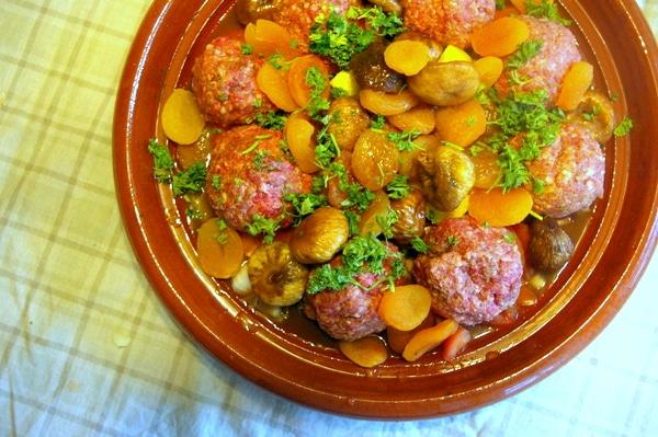 Moroccan Lamb Tagine