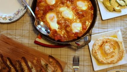 Shakshuka - Israeli Breakfast