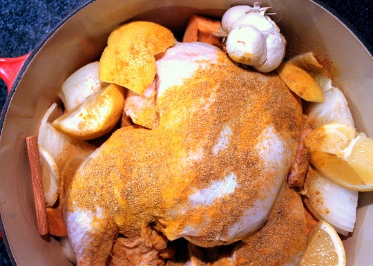 One pot chicken #dinner