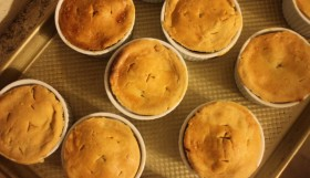 Gluten Free Cornish Pasty Pies