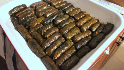 Dolma, Yaprakes, Stuffed grape leaves