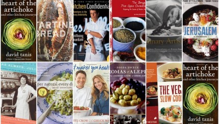 11 Books That I Keep in the Kitchen