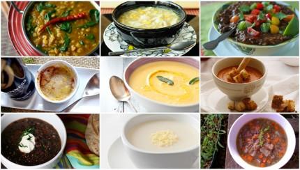 Winter Soup Recipes