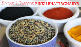 Spices and Seasons - Book Review