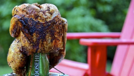 beer can chicken CCBY Jamie McCaffrey