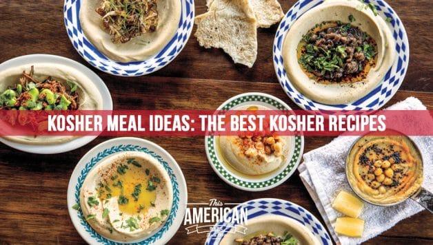 Jewish Recipe - The Best Kosher Recipes