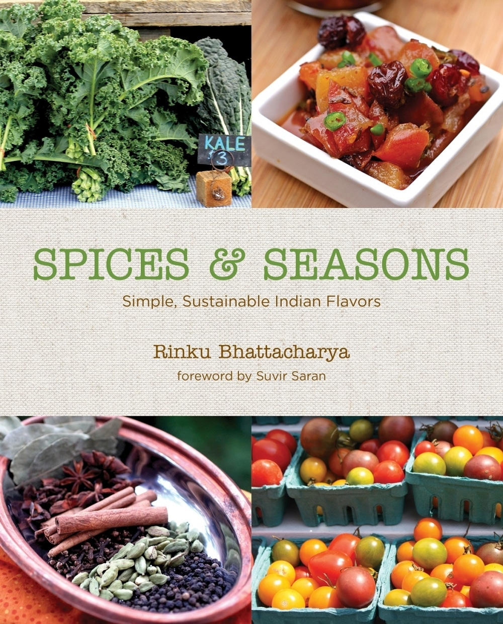 Rinku - Spice & Seasons - Book Review