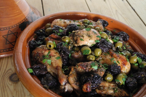 Tablet Magazine - Chicken Marbella