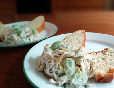 The Most Non-Boring Chicken Salad in the Universe! - Oh! You Cook!