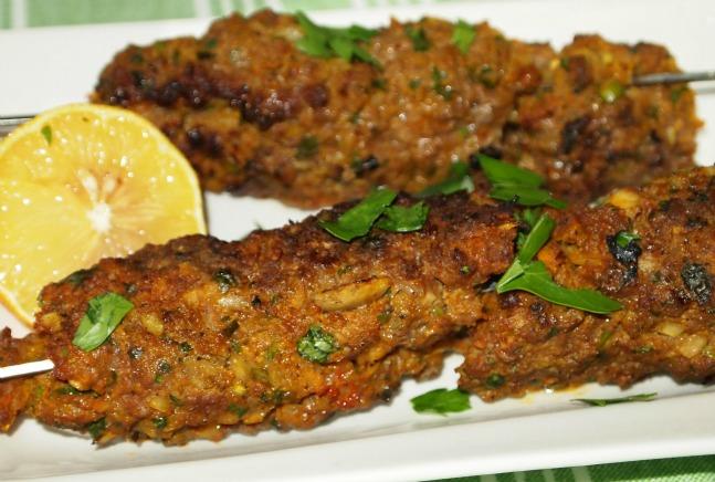 How to cook lamb -  Adna Lamb Kebab - Joy of Kosher