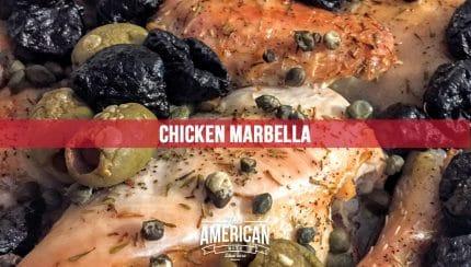 organic paleo chicken marbella