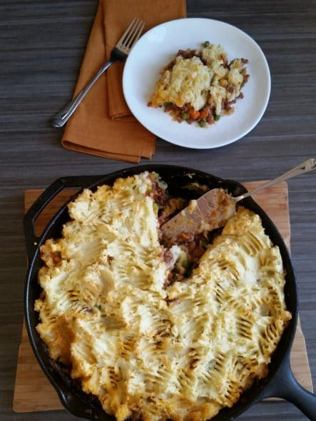 Shepards Pie - Spice and Zest